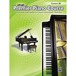 Alfred Premier Piano Course Lesson Book 2B (00-25721)
