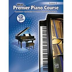 Alfred Premier Piano Course Lesson Book 5 (00-32022)