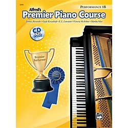 Alfred Premier Piano Course Performance Book 1B Book 1B & CD (00-22172)