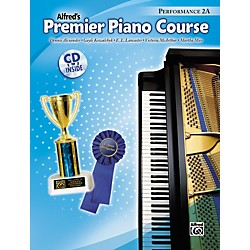 Alfred Premier Piano Course Performance Book 2A Book 2A & CD (00-22368)