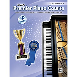 Alfred Premier Piano Course Performance Book 3 Book 3 & CD (00-28000)