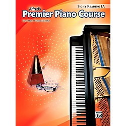 Alfred Premier Piano Course Sight Reading Level 1A Book (00-41040)