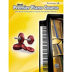 Alfred Premier Piano Course Technique Book 1B (00-27628)