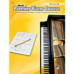 Alfred Premier Piano Course Theory Book 1B (00-22174)