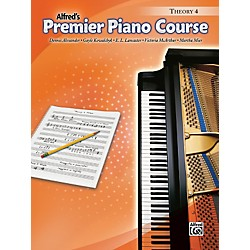 Alfred Premier Piano Course Theory Book 4 (00-30011)