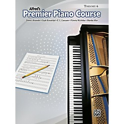 Alfred Premier Piano Course Theory Book 6 (00-34668)