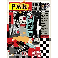 Alfred Punk Guitar Styles (Book/CD) (00-18509)