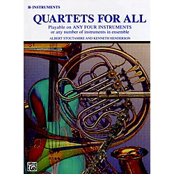 Alfred Quartets For All (00-PROBK01428)