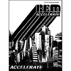 Alfred REM Accelerate Guitar Tab Book (700907)