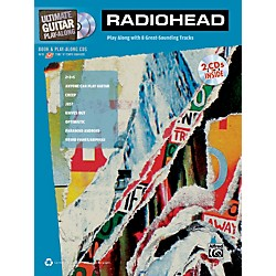 Alfred Radiohead Ultimate Play-Along Guitar TAB Book & 2 CDs (704139)