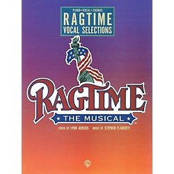 Alfred Ragtime the Musical Vocal Selections Piano/Vocal/Chords (322474)