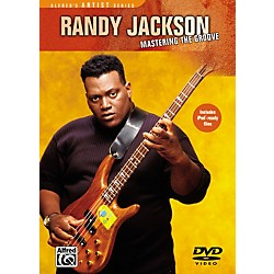 Alfred Randy Jackson Master Groove DVD (00-29980)