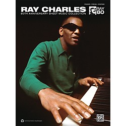 Alfred Ray Charles - 80th Anniversary Sheet Music Collection Book (00-37217)