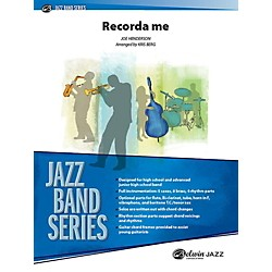 Alfred Recorda Me Jazz Band Grade 3.5 Set (00-41163)