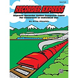 Alfred Recorder Express Game Code (00-39577)