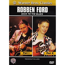 Alfred Robben Ford Back to the Blues (DVD) (00-908063)
