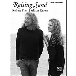 Alfred Robert Plant & Alison Krauss - Raising Sand Piano, Vocal, Guitar Songbook (00-29965)