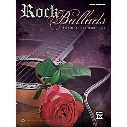 Alfred Rock Ballads Guitar Book (00-40533)