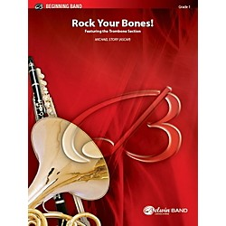 Alfred Rock Your Bones! Concert Band Grade 1 Set (00-42145)