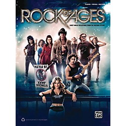 Alfred Rock of Ages Selections from the Motion Picture PVC Book (00-39478)