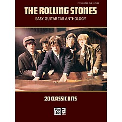Alfred Rolling Stones - Easy Guitar Tab Anthology - Book (00-32721)