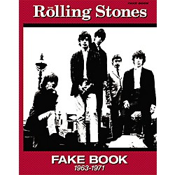 Alfred Rolling Stones - Fake Book (00-FBM0008)