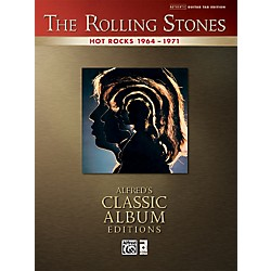 Alfred Rolling Stones - Hot Rocks Guitar Tab Book (00-32555)
