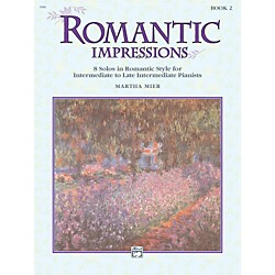 Alfred Romantic Impressions Book 2 (00-6689)