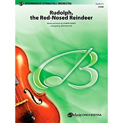 Alfred Rudolph, the Red-Nosed Reindeer Full Orchestra Grade 2.5 Set (00-40495)