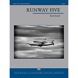 Alfred Runway Five Concert Band Grade 4 Set (00-41957)