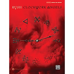 Alfred Rush - Clockwork Angels Guitar TAB Book (00-39492)