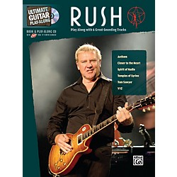 Alfred Rush Ultimate Play-Along Guitar (Book/CD) (00-31867)