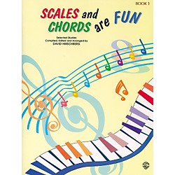 Alfred Scales and Chords Are Fun Book 1 (Major) (00-EL02503)