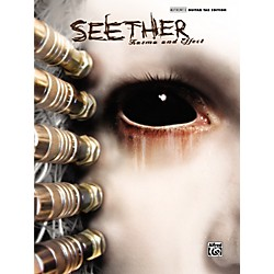 Alfred Seether Karma and Effect Guitar Tab Songbook (00-24477)