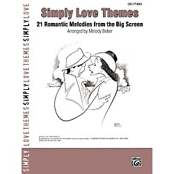 Alfred Simply Love Themes Easy Piano (00-30036)