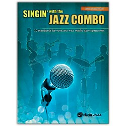 Alfred Singin' with the Jazz Combo Piano/Conductor Score Book (00-40405)