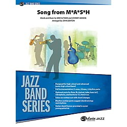 Alfred Song from M*A*S*H Jazz Band Grade 3 Set (00-41123)
