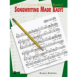Alfred Songwriting Made Easy Book (00-0183B)