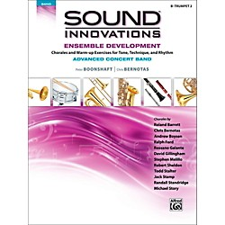 Alfred Sound Innovations Concert Band Ensemble Development Advanced Trumpet 2 (00-43941)