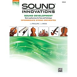 Alfred Sound Innovations String Orchestra Sound Development Violin Book (00-34607)