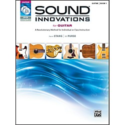 Alfred Sound Innovations for Guitar Book, DVD & MP3 Recordings (00-37177)