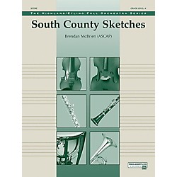 Alfred South County Sketches Full Orchestra Grade 4 Set (00-42061)