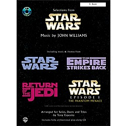 Alfred Star Wars -- Selections E-Flat Book (00-IF9918CD)