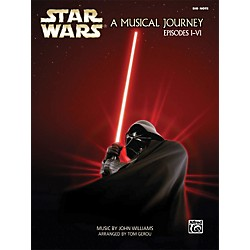 Alfred Star Wars - A Musical Journey (Music from Episodes I-VI) Big Note Piano Book (322308)