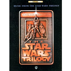 Alfred Star Wars Trilogy for Alto Sax Book (00-0015B)