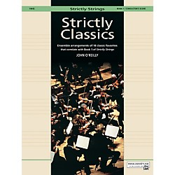 Alfred Strictly Classics Book 1 Conductor's Score (00-14642)