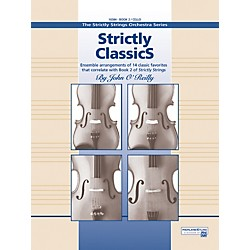 Alfred Strictly Classics Book 2 Cello (00-16584)