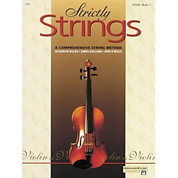 Alfred Strictly Strings Violin Book 1 (00-5293)