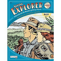 Alfred String Explorer Book 1 (00-20604)