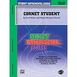 Alfred Student Instrumental Course Cornet Student Level I (00-BIC00146A)